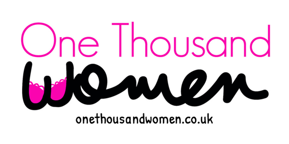 One Thousand Women selft entitled logo